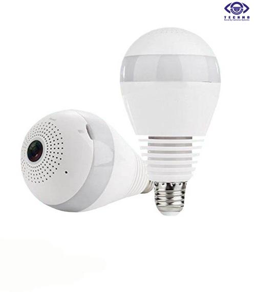 قیمت دوربین مداربسته لامپی 360 پانوراما fisheye