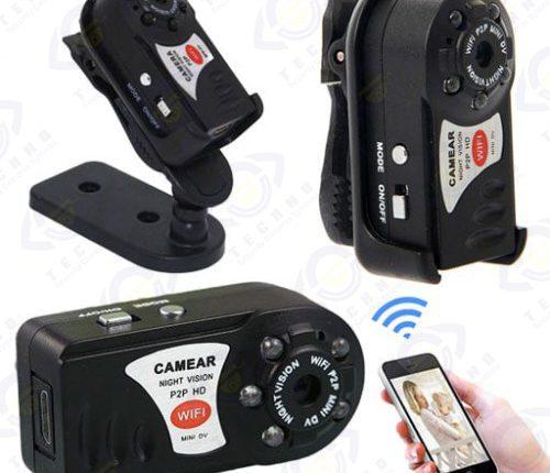 خرید عمده دوربین مداربسته شارژی رم خور کیفیت بالا