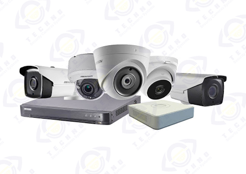 دوربین مداربسته مدل hikvision
