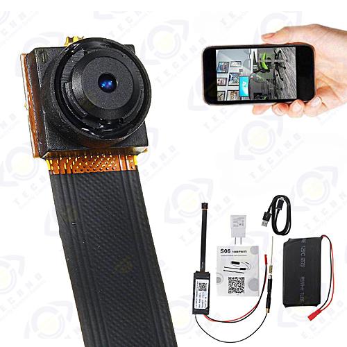 خرید کوچکترین دوربین مداربسته بدون سیم